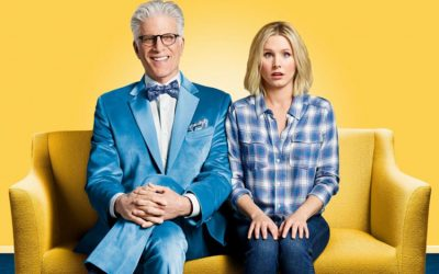 """What is My Likelihood of Getting into """"The Good Place""""?"""