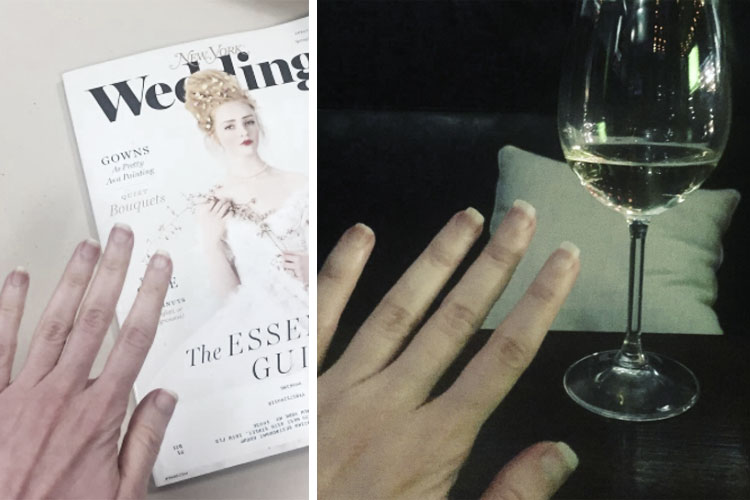 We Interviewed the Woman Behind the Hilarious @NotEngaged Instagram Account