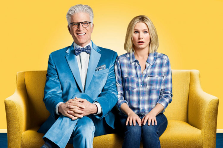 "What is My Likelihood of Getting into ""The Good Place""?"